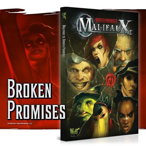 Malifaux: Broken Promises