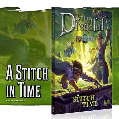 Through The Breach RPG: (Penny Dreadful) A Stitch in Time