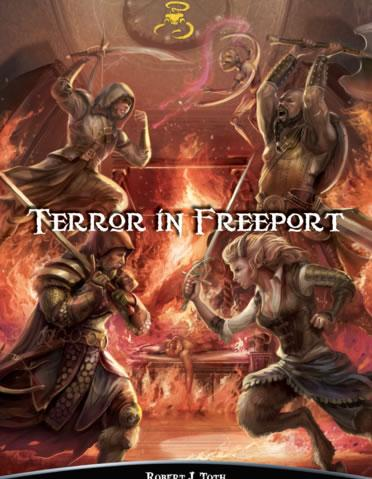 Shadow Of The Demon Lord RPG: Terror in Freeport