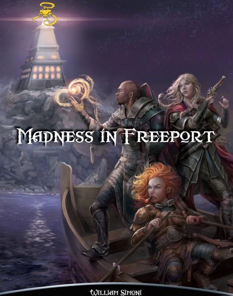 Shadow Of The Demon Lord RPG: Madness in Freeport
