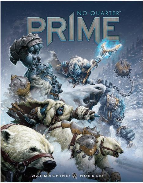 No Quarter Prime: Issue #2
