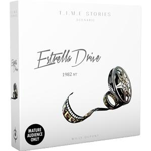 T.I.M.E. Stories: Estrella Drive Expansion