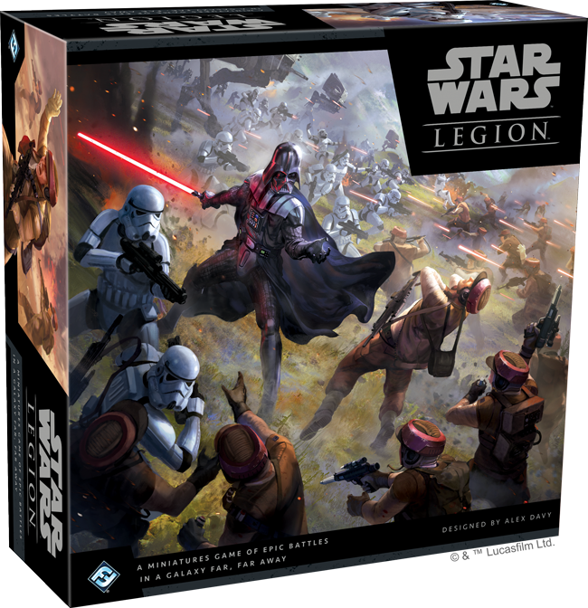 Star Wars: Legion Core Game