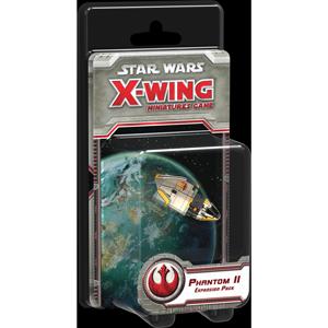Star Wars X-Wing: Phantom II Expansion Pack