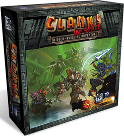Clank! In! Space! (Core Game)