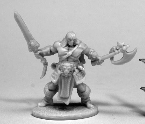 Dark Heaven Bones: Brand Oathblood, Barbarian