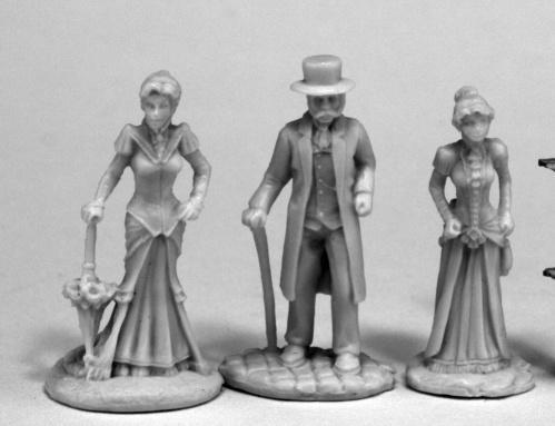 Chronoscope Bones: Victorians (3)
