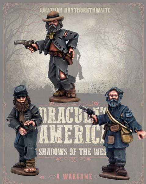 Dracula's America: Ragged Diehards (3)