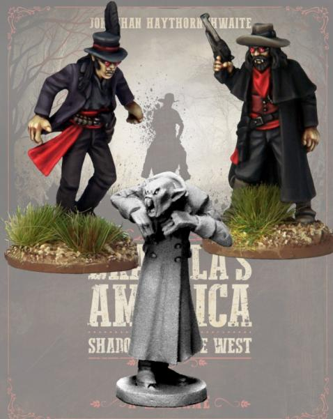 Dracula's America: Red Hand Coven (3)