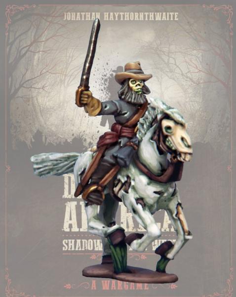 Dracula's America: Pale Rider (1)