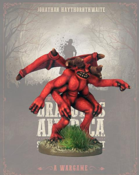 Dracula's America: Abyssal Behemoth (1)
