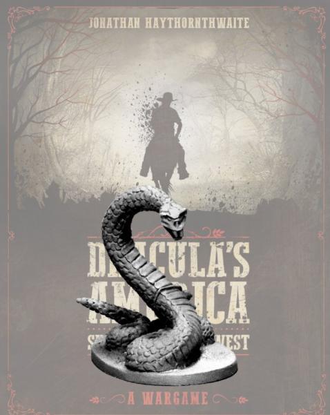 Dracula's America: Temple Snake (1)