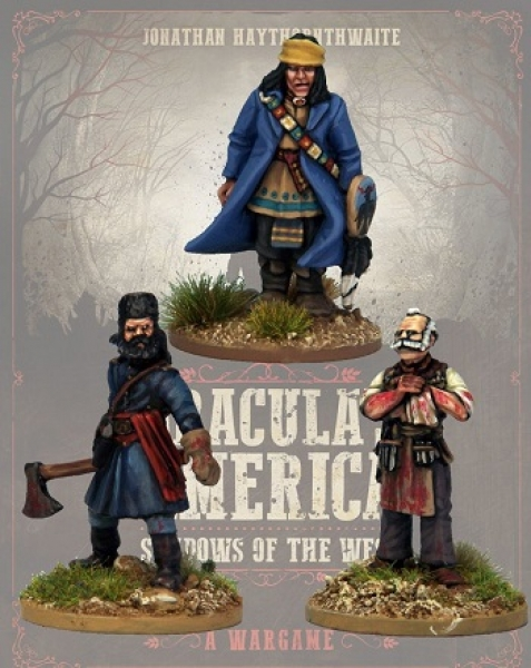 Dracula's America: Hired Guns (3)