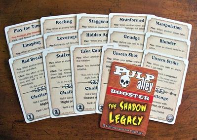 Pulp Alley: The Shadow Legacy
