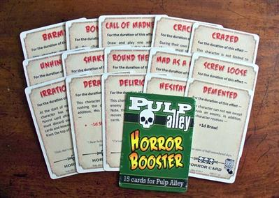 Pulp Alley: Horror Booster