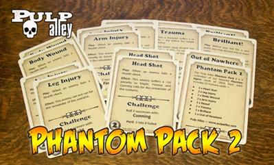 Pulp Alley: Phantom Pack 2