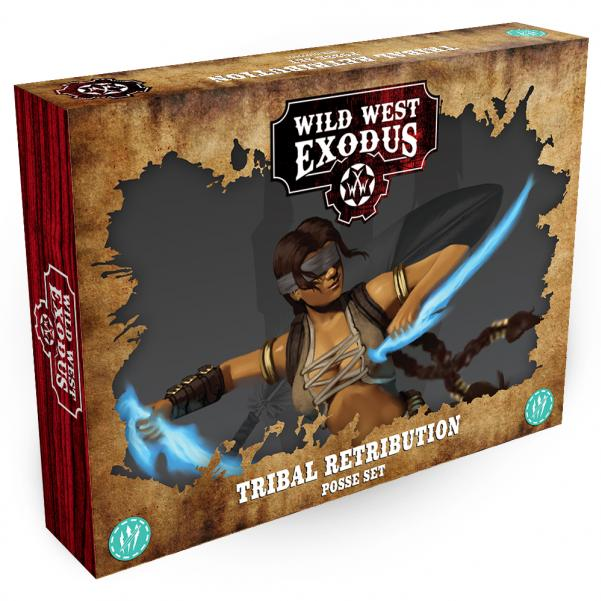 Wild West Exodus: Tribal Retribution Posse Box Set