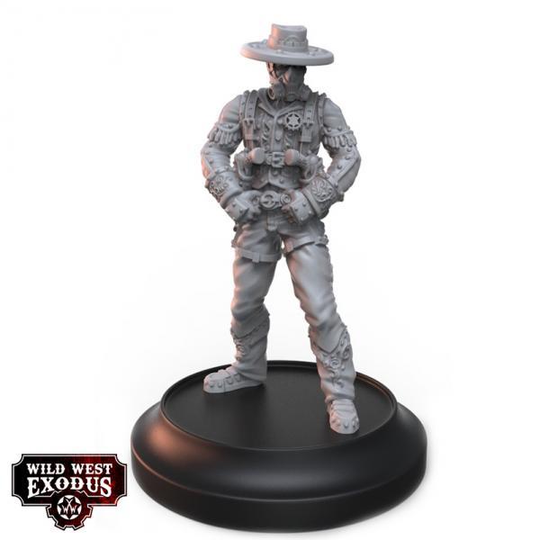Wild West Exodus: Gunfight at Red Oak Box Set