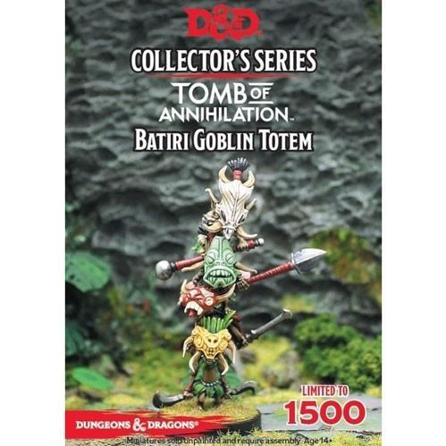 D&D Collector's Series: Tomb of Annihilation - Batiri Goblin Totem