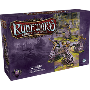RuneWars: Wraiths Unit Expansion