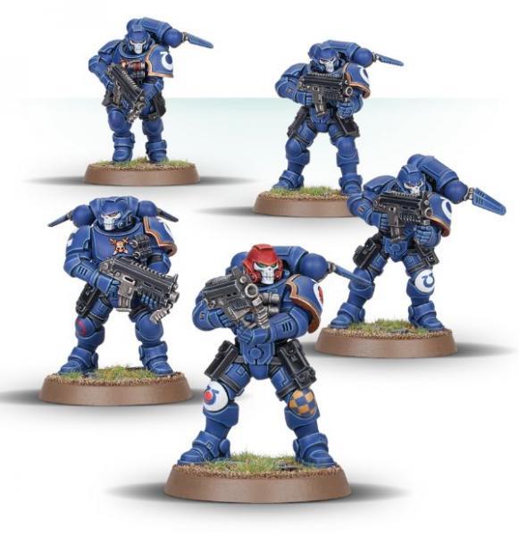 WH40K: Primaris Reivers Combat Squad