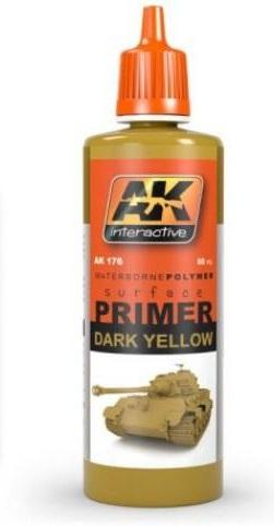 AK-Interactive: DARK YELLOW PRIMER (60ml)