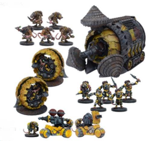 Warpath: (Veer-Myn) Reserve Force