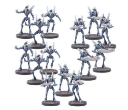 Warpath: Asterian Cypher Troops