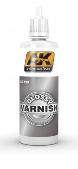 AK-Interactive: GLOSSY VARNISH (60ml)