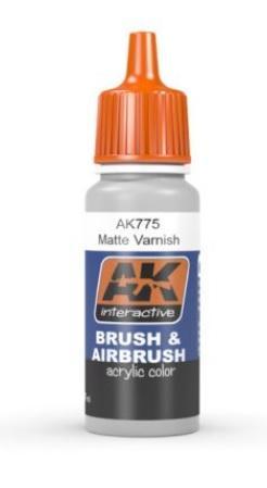 AK-Interactive: MATT VARNISH