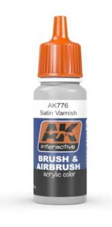 AK-Interactive: SATIN VARNISH