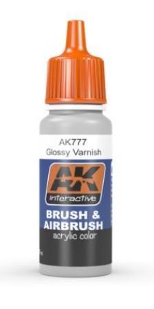 AK-Interactive: GLOSSY VARNISH