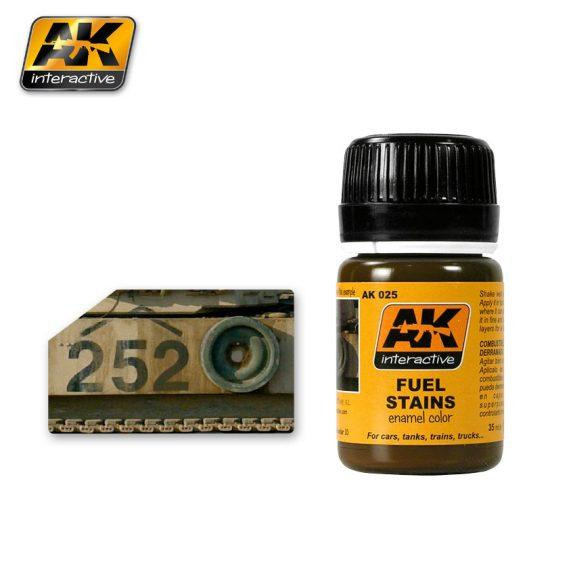 AK-Interactive: (Weathering) FUEL STAINS