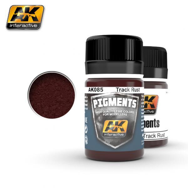 AK-Interactive: (Pigment) TRACK RUST