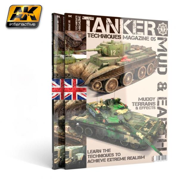 AK-Interactive: TANKER MAGAZINE 05: MUD & EARTH