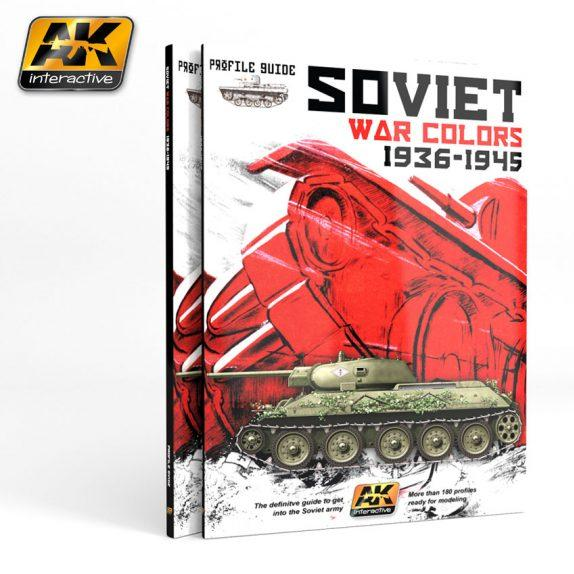AK-Interactive: SOVIET WAR COLORS PROFILE GUIDE