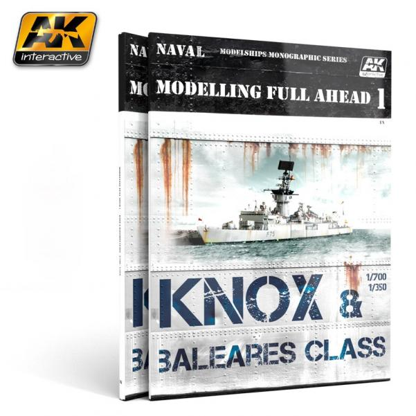 AK-Interactive: MODELLING FULL AHEAD #1 - KNOX & BALEARES CLASS