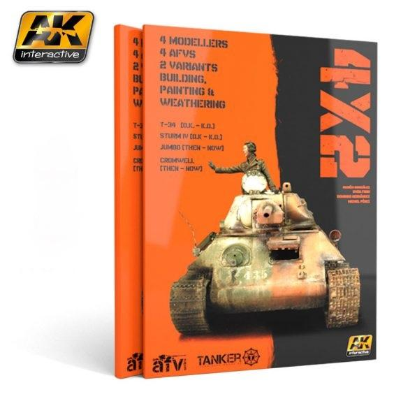 AK-Interactive: 4 X 2 Magazine