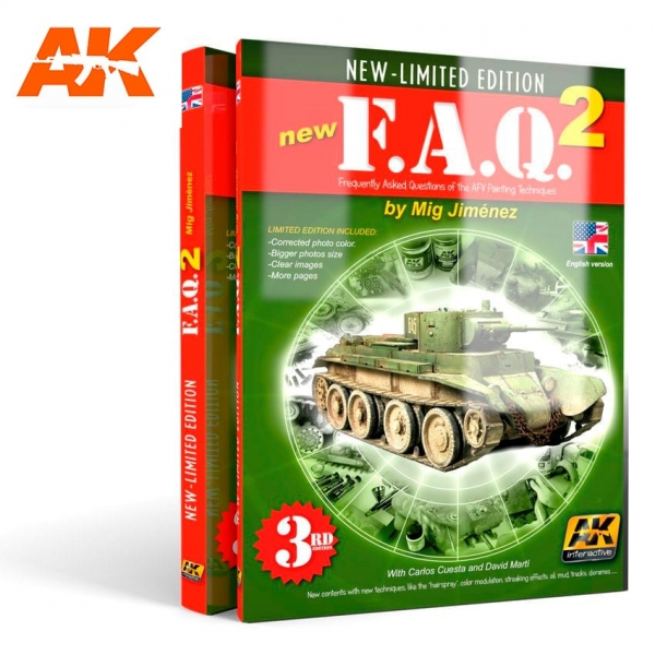 AK-Interactive: FAQ VOL.2 Limited Edition