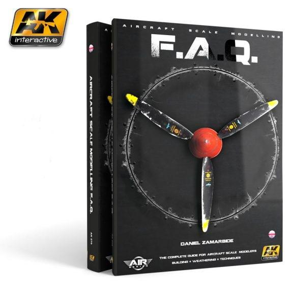 AK-Interactive: AIRCRAFT SCALE MODELLING F.A.Q. - 3rd edition