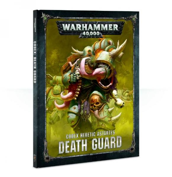 WH40K: Death Guard Codex (HC)