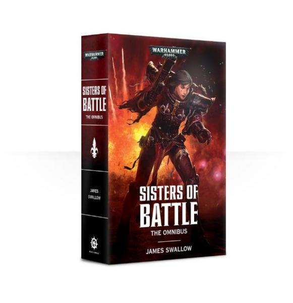 Age of Sigmar Novels: Sisters of Battle - The Omnibus (SC)