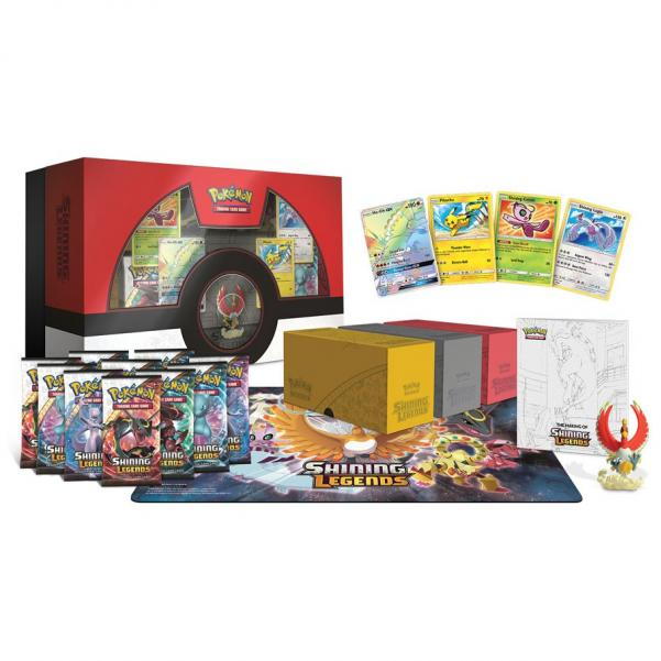 Pokemon CCG: Shining Legends Super-Premium Collection Featuring Ho-Oh