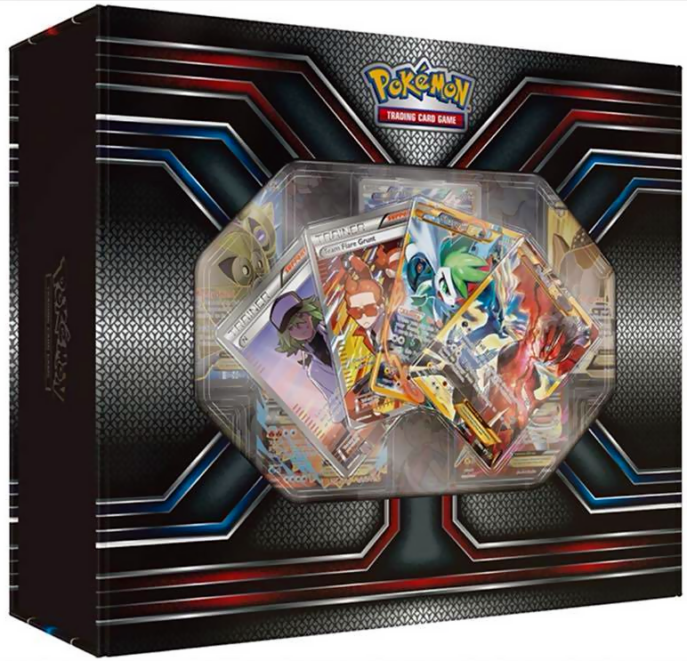Pokemon CCG: Premium Trainer's XY Collection