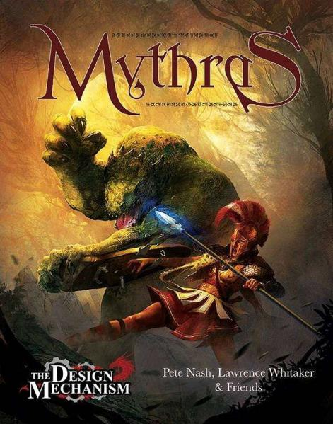 Mythras RPG: Core Rulebook