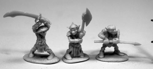 Dark Heaven Bones: Goblin Warriors