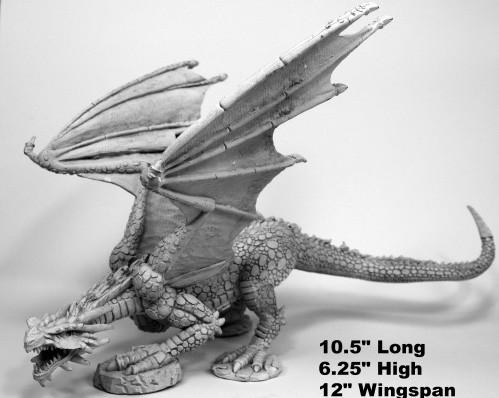 Dark Heaven Bones: Marthrangul, Dragon