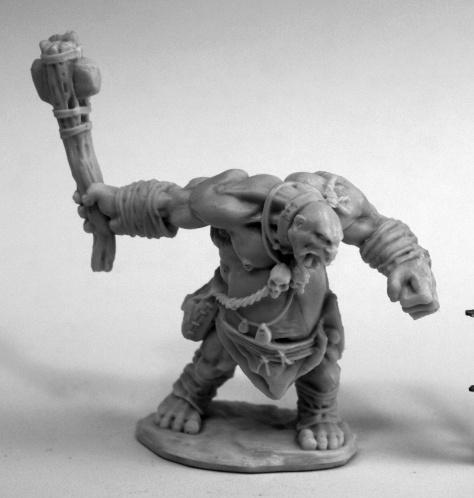 Dark Heaven Bones: Ogre Smasher