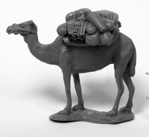 Chronoscope Bones: Camel w/ Pack