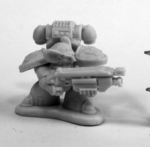 Chronoscope Bones: Space Mousling (Left)